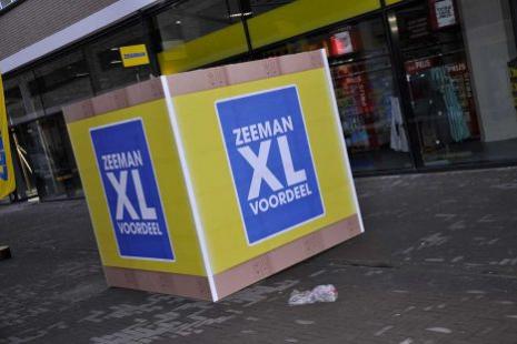 Zeeman xl filialen