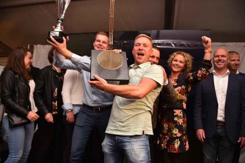 Sluizeman verkoopt beste kibbeling van Nederland