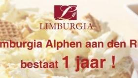 Limburgia bestaat alweer 1 jaar!