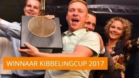 Sluizeman is winnaar KIBBELINGCUB 2017
