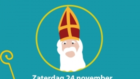 Zaterdag 24 november Sinterklaas in de Baronie