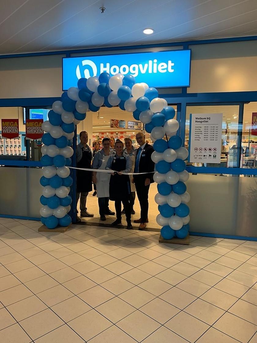 De Hoogvliet is weer open